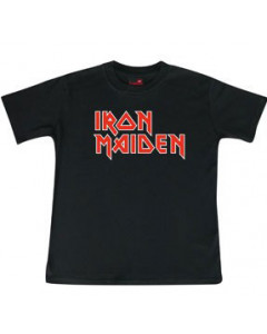 Iron Maiden Kinder T-shirt Logo – Metal kinder