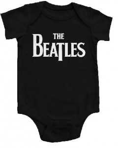 Beatles romper baby Eternal