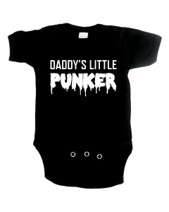 Punk babygrow daddys little punker