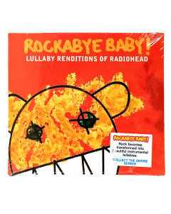 Rockabyebaby Radiohead CD