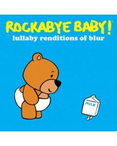 Rockabyebaby Blur CD