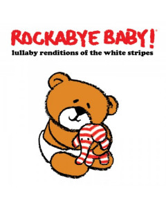 Rockabyebaby White Stripes CD