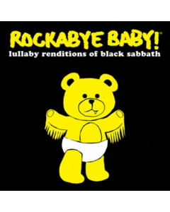 Rockabyebaby Black Sabbath CD