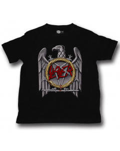 Slayer kinder T-shirt Silver Eagle