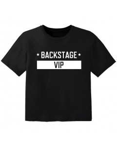 stoer baby t-shirt backstage VIP