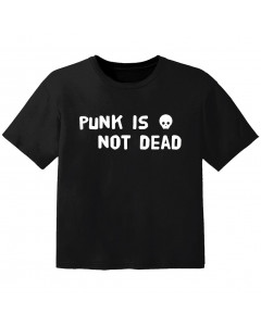 punk kids t-shirt punk is not dead