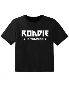 stoere kinder t-shirt roadie in training