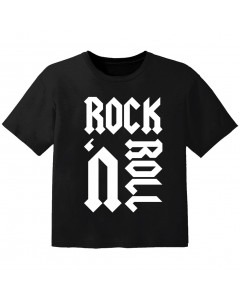 rock kinder t-shirt rock 'n' roll