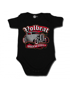 Volbeat romper baby Rock 'n Roll
