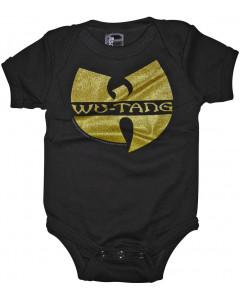 Wu-tang clan baby romper Wu-tang Logo
