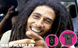 Bob Marley rock baby kleding