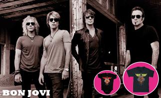 Bon Jovi rock baby kleding