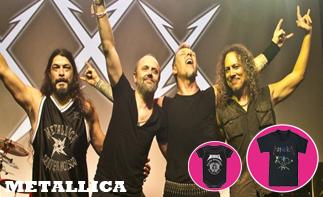 Metallica rock baby kleding